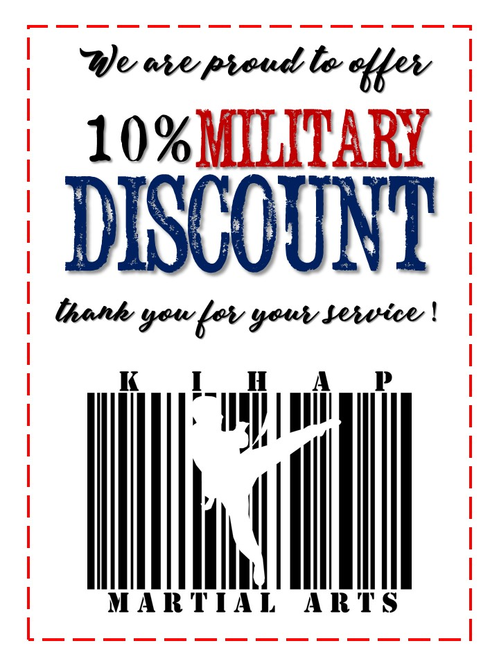 mil discount
